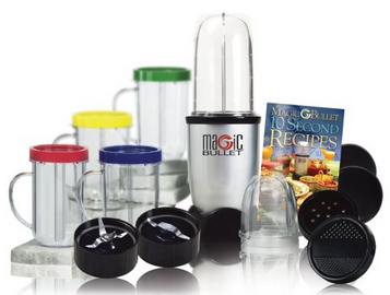 review of magic bullet